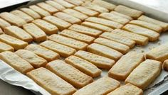 Shortbread was always made in large quantities both to give out to neighbours and in preparation for New Years eve.  nowadays I add all sorts of little extras to flavour it like chocolate of orange and lemon zest.