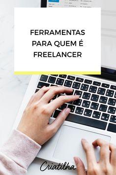 Quem é freelancer precisa manter o foco e a produtividade. Para ter uma melhor organização, trouxemos algumas ferramentas para facilitar o seu trabalho! Agenda Online, Renda Extra Online, Marketing Digital, Blog, Cards Against Humanity, Branding, Instagram, Apps, Make Money At Home