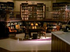 The 20 Most Beautiful Libraries on Film and TV