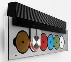 Bang & Olufsen Probably where and when my love of Scandinavian design started