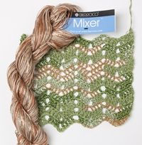 Mixer by Berroco - A gorgeous cotton blend #yarn