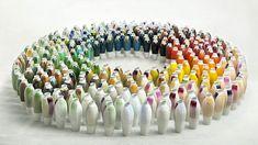 Hella Jongerius, 300 vases