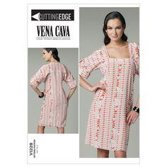 Mccall Pattern V1228 Ff (16-18--Vogue Pattern