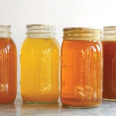 If you have some experience preserving, why not learn how to make homemade stock for cooking