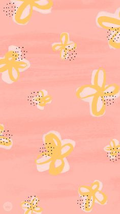 New wallpaper backgrounds home screen summer 64 ideas Cute Wallpaper Backgrounds, Trendy Wallpaper, Home Wallpaper, Pastel Wallpaper, Mobile Wallpaper, Cute Wallpapers, Cute Wallpaper For Phone, Wallpaper Iphone Disney, Pattern Art