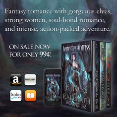 960+ pages of #fantasy #romance for only $0.99! https://www.amazon.com/gp/product/B01LZDTAQI/ref=as_li_tl?ie=UTF8&camp=1789&creative=9325&creativeASIN=B01LZDTAQI&linkCode=as2&tag=jenamriss-20&linkId=f5af322c7ddd39ce7e5427cec6e65bae #Sale ends Nov. 15th!