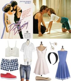 Dirty Dancing outfits!! (: