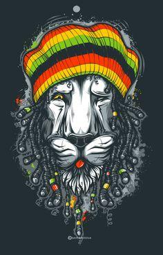 Jah on Behance