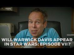 WATCH: Warwick Davis' 'Star Wars' Announcement   Anglophenia   BBC America