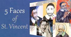 Five Faces of Vincent