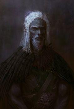Riordan Cydell, Emperor of the Lost Elven Empire