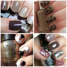 Fall nail art inspiration