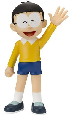 New Figuarts Zero Doraemon Nobi Nobita Figure Bandai Tamashii Nations From Japan Cartoon Edits, Cartoon Drawings, Cartoon Characters, Cute Cartoon Pictures, Cute Love Cartoons, Lord Krishna Hd Wallpaper, Doraemon Cartoon, Cartoon Wallpaper Hd, Doraemon Wallpapers