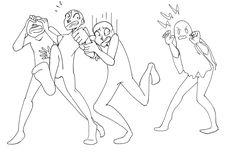 (draw the squad) by Dekpi ...