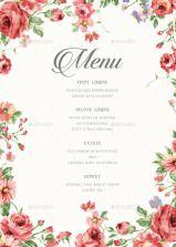 rustic-floral-wedding-invitations-premium-download-08_menucard