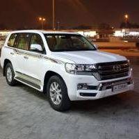 Used Car For Sale Toyota Land Cruiser Gxr V8 In Suv On Qatar