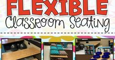 Literacy Loves Company: Flexible Classroom Seating