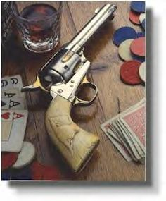 One of Masterson's Colt .45s