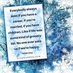 Life Isn't a Grocery List - Tiny Buddha Tiny Buddha, Everyday Quotes, Wealth Affirmations, Pretty Quotes, Words Worth, Spiritual Wisdom, Grocery Lists, Relaxing Music, Love And Marriage