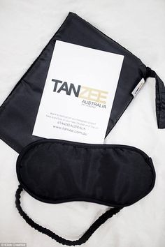 Getting a following: The Tanzee took off about two months after it was launched | Fake Tan | Tanning | Spray Tan | Tanzee | Sheet Protector - https://tanzee.com.au/
