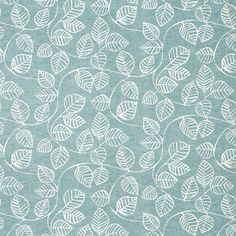 Vine Denim (12964-103) – James Dunlop Textiles   Upholstery, Drapery & Wallpaper fabrics Blues Scale, Textiles, Drip Dry, South Pacific, Outdoor Fabric, All The Colors, New Zealand, Vines, Tapestry