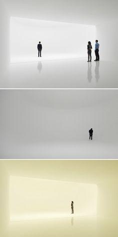 Doug Wheeler - Light Installation
