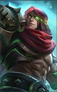ML Wallpaper - Aldous Red Mantle Heroes Fighter of Skins Wallpaper Hp, Mobile Legend Wallpaper, Hero Fighter, Legend Drawing, Alucard Mobile Legends, Moba Legends, King Of Fighters, Gaming Wallpapers, Character Concept