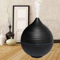 Led difusor de aroma difusor de aceite esencial de aromaterapia dormitorio perfumes de fabricante de la niebla humidificador de aire portátil