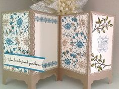 Stampin Gals Gone Wild Wednesday - Choose Happiness Screen Card, My Crafts and DIY Projects