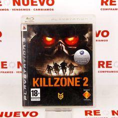 #Videojuego #KILLZONE 2 para #PS3 E270654 de segunda mano | Tienda online de segunda mano en Barcelona Re-Nuevo #segundamano