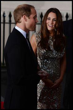 Kate Middleton Photos - Prince William and Kate Middleton at the Tusk Trust Awards — Part 4 - Zimbio