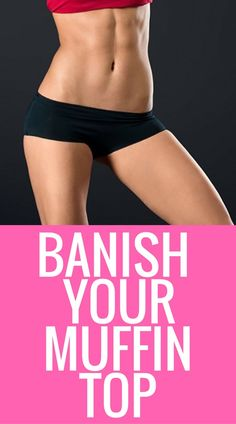 5 exercises to banish your muffin top 44