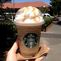 Cinnamon Roll- grande vanilla bean frap, 2 pumps cinnamon dolce syrup, 2 pumps white chocolate mocha syrup