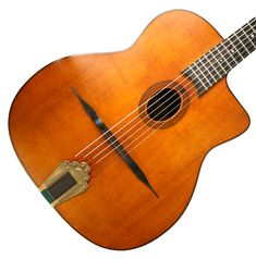 Archtop Guitar, Guitars, Gypsy Jazz, Music School, Vintage Looks, Antiques, Antiquities, Antique, Guitar