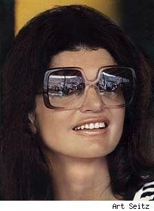 9d24049470 Jackie Onassis  Style Icon Jackie O Sunglasses