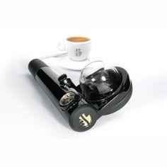 Handpresso Wild Hybrid, für Espressokaffee und Pads