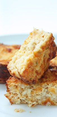 Jalapeño and Cheddar Cauliflower Muffins | 23 Insanely Clever Ways To Eat Cauliflower Instead of Carbs