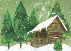 peace & joy Katie Daisy