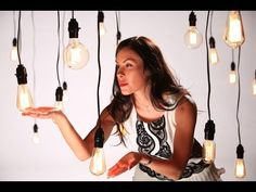 Balancing Light Bulbs with Strobes - Photography; Video Tutorial