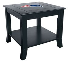 Side Table - New England Patriots