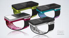The first GPS sports watch by women for women. On Kickstarter thru July 13th. http://kck.st/GetBia