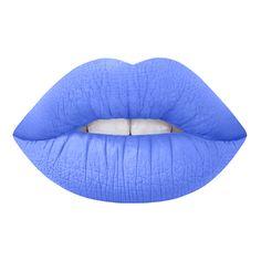 #Teacup un tono azul celeste con subtonos violetas, reactivo a la luz violeta.  #LimeCrime #Lips #LimeCrimeLovers #SoloVorana