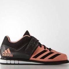 best cheap f5774 59110 adidas Powerlift 3  adidas Women s Cross Training Shoes Sun Glow Black   PowerLifting