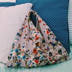 919dcea0c9 Borsa origami fai da te #cucito #borsa #faidate #sewing #sewingtutorial #