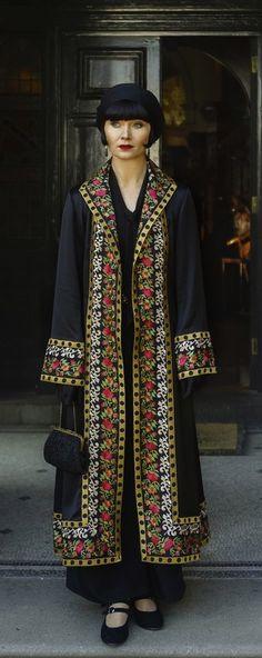 Miss Fisher's Murder Mysteries. Costume Designer: Marion Boyce.