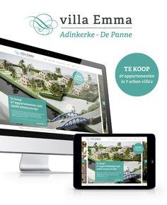 Website voor Villa Emma - Bekijk deze website op: www.villa-emma.info/nl