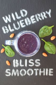 Wild Blueberry Bliss