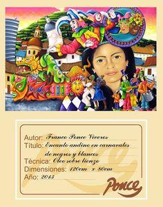 pop art Pop Art, Carnival, Oil On Canvas, Canvases, Art Pop