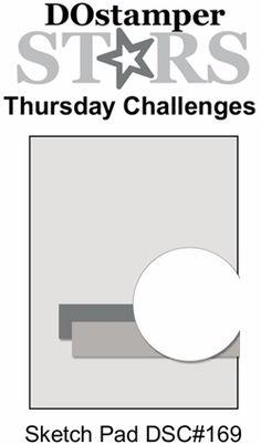 DOstamperSTARS Thursday Challenge #DSC169 #dostamping #stampinup