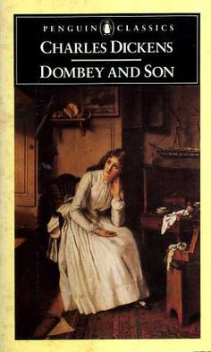 Dombey and Son - Truly wonderful. Has the same cover illustration as 'Little Dorrit' Wordsworth Classic edition. Books To Buy, Books To Read, English Library, English Literature, Dombey And Son, Charles Dickens Books, Little Dorrit, Must Read Novels, Book Club Reads